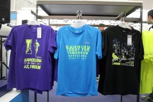 Camisetas Marató Barcelona 2013