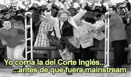 CORTE INGLÉS REBAJAS