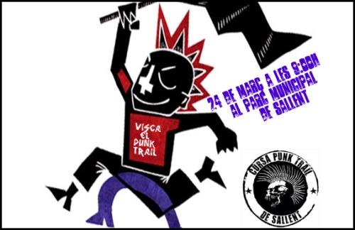 Logo Punk Trail Sallent