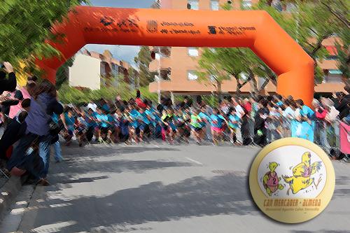 Cursa Can Mercader 2013 logo