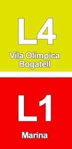 Metro Cursa Vila Olimpica