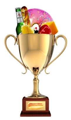 Trofeo comida
