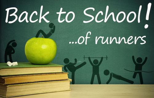 Back to school of runners