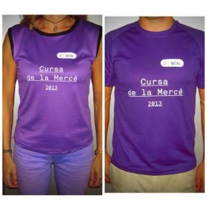Camiseta / Samarreta Cursa dels Bombers 2013