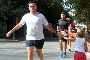 CURSA POBLE NOU corredors i aficionats