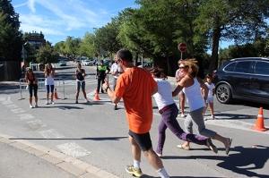 Mitja Sant Cugat aficionados