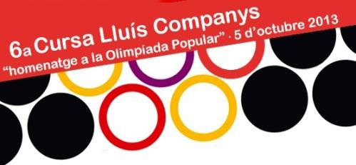 Logo Cursa Lluis Companys