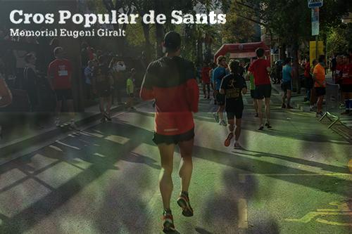 A EXAMEN CROS POPULAR DE SANTS