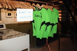 Camiseta Cursa La Sagrera