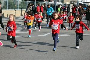 Cursas infantiles La Sansi Viladecans
