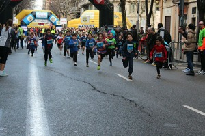 Cursas infantils Cursa Sant Antoni