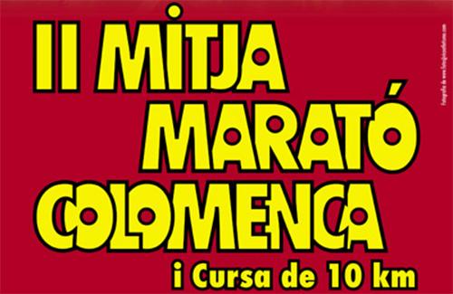 A examen Mitja Marató Colomenca