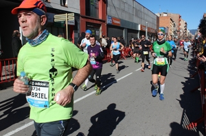 Corredors Mitja Marató Granollers