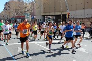 Corredors Marato Barcelona