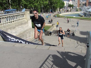 Circuito City trail Barcelona