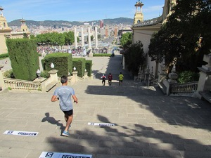 Corredores City Trail Barcelona
