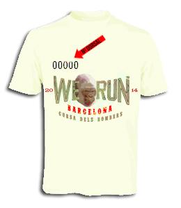 Samarreta, camiseta Bombers 2014 Copito