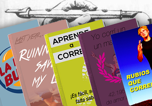Si me quieres no me regales un libro de running