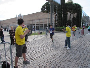 Voluntarios City Trail Barcelona
