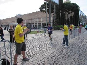 Voluntarios City Trail Barcelona
