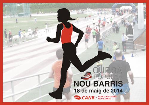 A examen Cursa popular Nou Barris