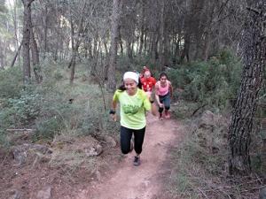 Corredora Punk Trail Fonollosa 2014