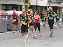 corredors Cursa Vila Olímpica