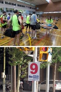 Organización Cursa Vila Olímpica