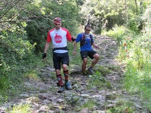 Bajada Ultra Trail Catllaràs