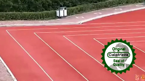 Calatrava pista Atletismo china