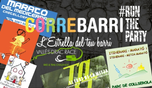 Calendario carreras curses Barcelona octubre
