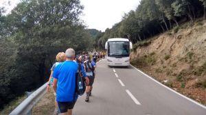 Autocar Matagalls Montserrat