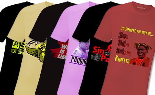 CamisetasTécnicas de Running que jamás verán la luz