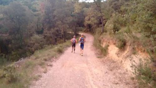 Corredor Matagalls Montserrat