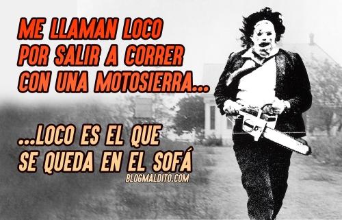 MATANZA DE TEXAS RUNNING