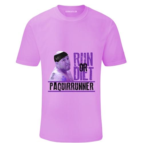 Toca Camiseta Paquirrunner