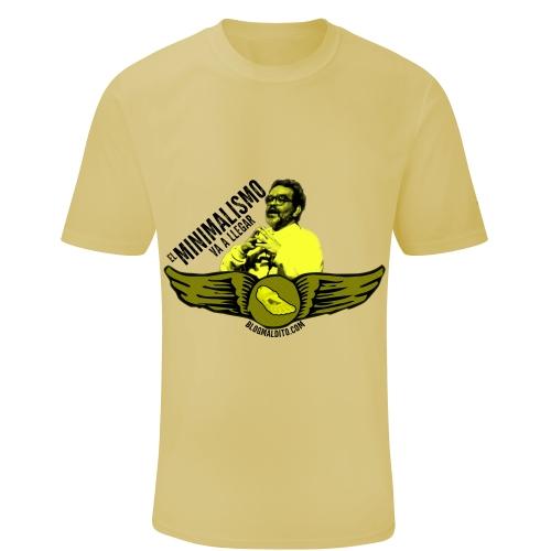Toca Camiseta Running El minimalismo va a llegar