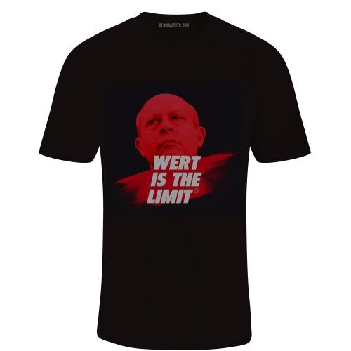 Toca Camiseta Running Wert is the limit
