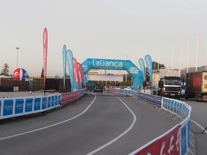 Cajones de salida Marató del Mediterrani