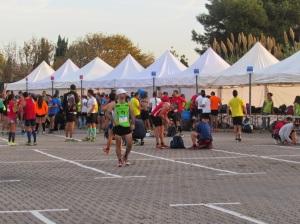 Guardarropas Marató del Mediterrani