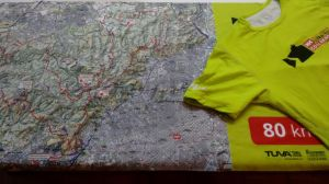 Camiseta Ultra Trail Collserola