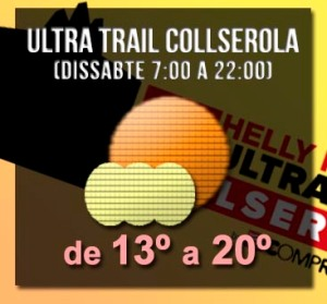 TIEMPO BLOGMALDITO ULTRA TRAIL COLLSEROLA