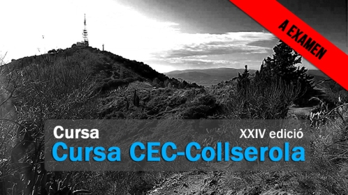 A examen Cursa CEC COLLSEROLA