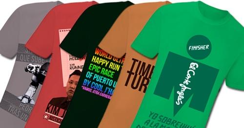 camisetas técnicas running 2015
