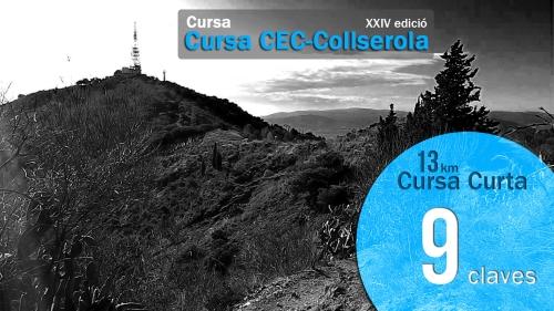 Las Claves de la Cursa CEC COLLSEROLA CURTA