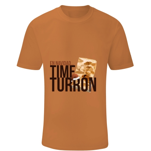 Toca Camiseta TIME TURRON