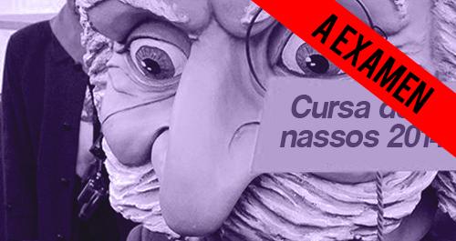 A EXAMEN CURSA NASSOS