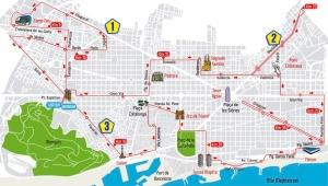 Cambios Recorregut Marató Running_es