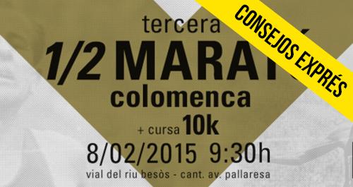 CONSEJOS EXPRES MITJA COLOMENCA 2015