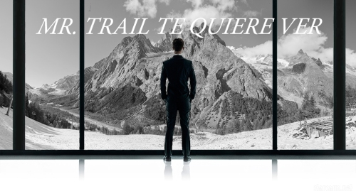 Mr. TRAIL 50 SOMBRAS DE GREY